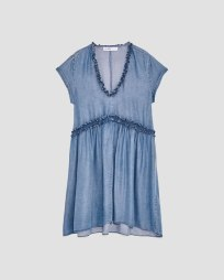 Zara Mini Chambray