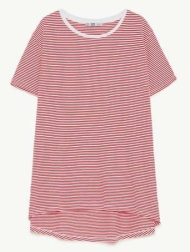 zara striped tee