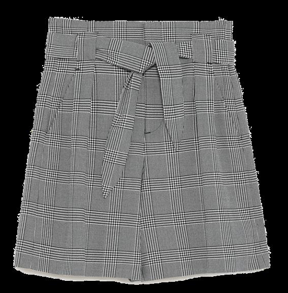 zara bermuda shorts T