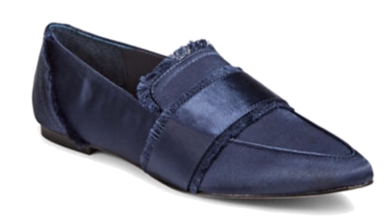 424 fifth blue loafers