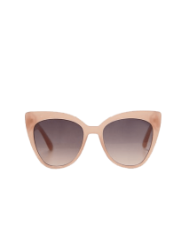 blush cat eye sunnies zara