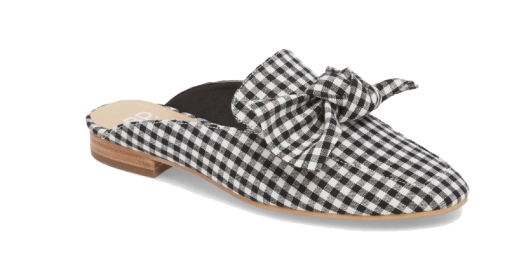 bow front mules