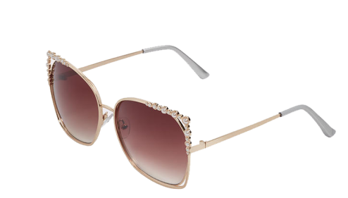 gold embellished sunnies