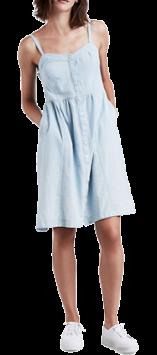 levis chambray dress