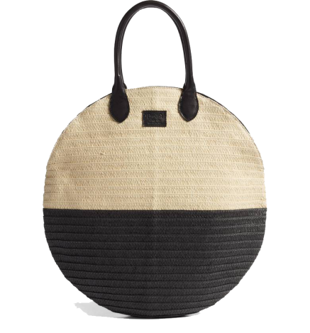 nordstrom straw circle tote