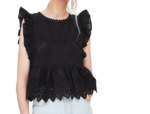 zara-black-ruffle-sleeve-embroidered-tank.png