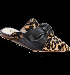 louise et cie leopard mule